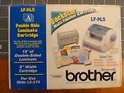 Brother Laminator