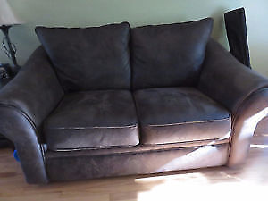 Dark Brown Couch in great condition!