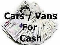 💷 WE BUY ANY VEHICLES FOR CASH 💷