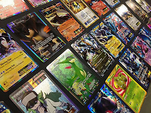 Pokemon Cards  Ex's  Mega 's Holo's and Legendary's Included Kitchener / Waterloo Kitchener Area image 2