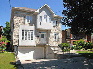 Luxurious Home Basement GREAT LOCATION NORTH YORK-Yonge&Steeles
