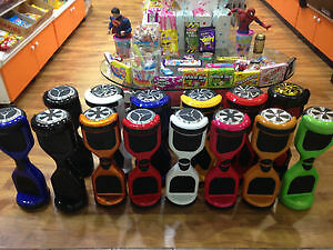 Burlington Mall--Authorization Hoverboard with Bluetooth Music