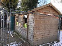 Garden office/workshop