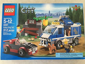 "LEGO CITY Set 4441 ""Police Dog Van"" Kitchener / Waterloo Kitchener Area image 1"
