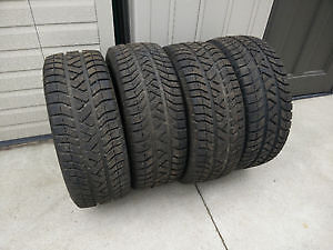 17 in snow tires