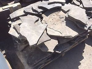 Flagstone by the pound! Pick the pieces you want! $.27/ pound