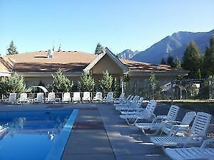 RV camping site Radium Valley Vacation Resort July 8-15, 2017