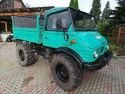 Unimog 406 Cabrio