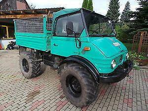 unimog 406 cabrio agrar forst kommune ebay. Black Bedroom Furniture Sets. Home Design Ideas
