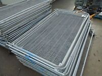 Heras Fencing Panels wanted times 4 with four composite feet