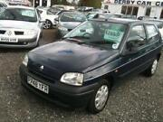 Renault Clio Automatic Car