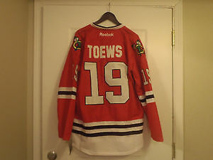 42 authentic NHL HOCKEY JERSEYS for sale or trade !!!!!!!!!
