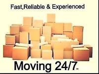 Moving 24/7 * Fast,Reliable,Experienced & Insured*