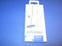 MHL 2.0 HDTV Adapters for SAMSUNG S3,S4,S5 (NEW IN RETAIL PKG.)
