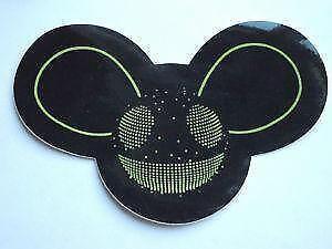 Deadmau5 Head Black And Green