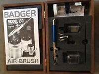 Badger Airbrush complete kit