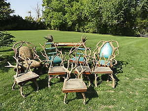 """Antler"" Rustic Furniture"