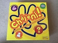 Chalenj ! The Big Game of Being the Best
