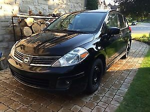 2007 Nissan Versa Excellent condition MUST WATCH!!