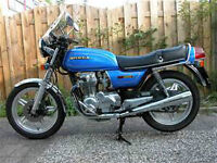 WANTED: OLD MOTORCYCLE FOR PROJECT