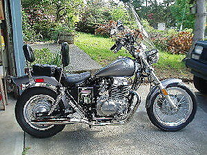 REDUCED by $250: Rare 1986 Honda Rebel CMX450 for Sale