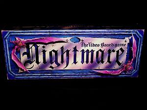 Nightmare board game. As new Winthrop Melville Area Preview