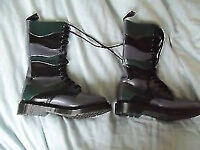 Rare Dr Martens size 5 Nina boots new