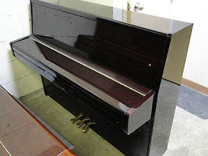 Great Condition Small Weber Used Upright Piano | For Sale