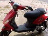 Zip 50cc great condition. 2010 serious buyers only