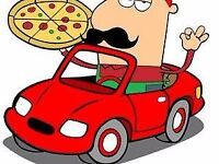 Need Driver for delivery in a takeaway