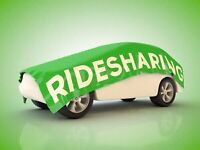 Rideshare and delivery TORONTO TO WINNIPEG, THUNDER BAY