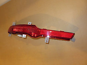 Kia Sportage Rear Turn Signal Lamp/Reflector Assemblies