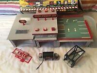 Eddie stobart toy garage