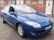 Renault Megane 1.5 DCI Estate