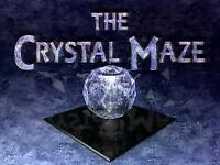 Workshop or Garage wanted Sat 7th Oct for Crystal Maze 90s Restoration Project