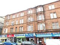 Traditional 1 bedroom 2nd floor flat located Allison Street Govanhill - Available 5th January 2018