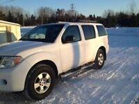 2008 Nissan Pathfinder S SUV Excellent Shape Certified!!!!!!