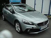 Volvo V40 1.6 D2 ( 115bhp ) ( s/s ) 2013MY Cross Country Lux