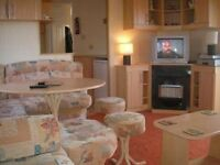 8 berth caravan to let on Harlyn Sands, Nr Padstow, Cornwall