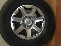 Toyota Wheels and Rubber Package( P 265/70 R-17 )*PRICE REDUCED*