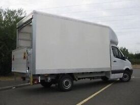 CHEAP QUICK RELIABLE URGENT MAN AND VAN BIG LUTON TRUCK HOUSE OFFICE FAST DELIVERY REMOVALS SERVICES