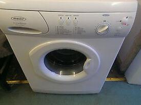 Hotpoint WMA10 6kg 1000 Spin White Washing Machine 1 YEAR GUARANTEE FREE FITTING