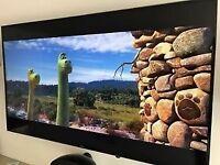 Samsung 65 inch 3D tv