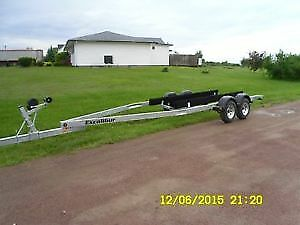 New Galvanized Trailers Seadoos-32 foot Boat all in Stock