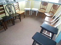 BRAND NEW KITCHEN CHAIRS FOR SALE