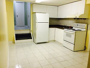 2 Bedroom Basement apartment from August 1st 2017
