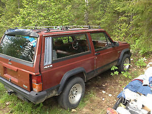 1985 Jeep Cherokee Coupe (2 door)