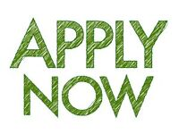 Full Time and Part Time Summer Positions Available