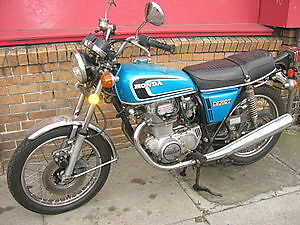 Looking For Honda CB, Yamaha SR, XS Motorcycle