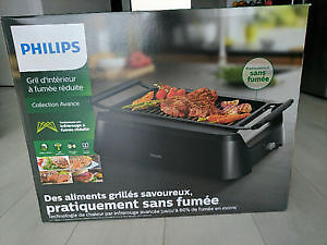 Avance Smokeless Electric Grill Philips®